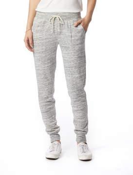 Alternative Apparel Space-Dye Eco-Fleece Jogger Pants