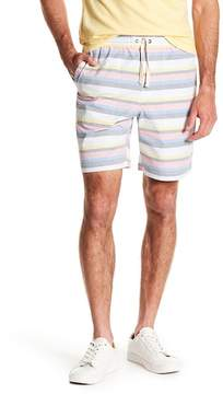 Original Penguin Colorblock Stripe Shorts