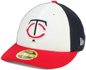 New Era Minnesota Twins Batting Practice Diamond Era Low Profile 59FIFTY Cap