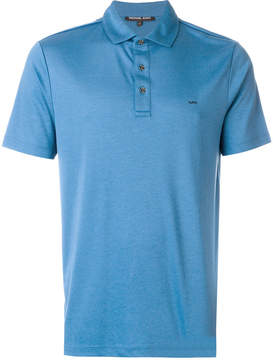 Michael Kors logo polo shirt