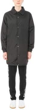 Les (Art)ists Les Artists Long Black Nylon Jacket