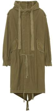 Citizens of Humanity Camilla oversized cotton parka