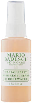 Mario Badescu Travel Size Facial Spray With Aloe, Herb and Rosewater