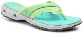Columbia Women's Kambi Vent Flip Flop