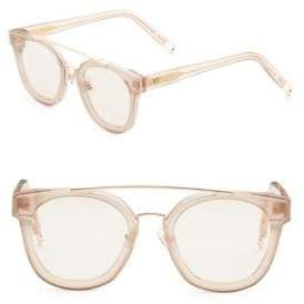 Gentle Monster Tilda Swinton X Collaboration 60MM Rounded Square Sunglasses