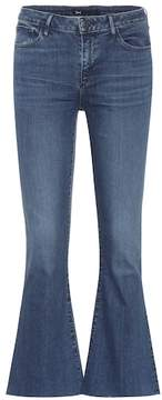 3x1 W25 Midway Extreme cropped jeans