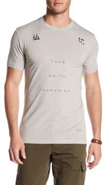 Kinetix Take Me To Paradise Crew Neck Tee