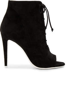 Off-White Open Toe Bootie