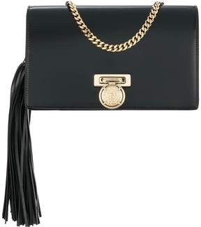Balmain chain clutch bag