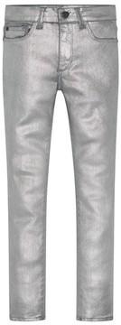 DL1961 Toddler Girl's Chloe Coated Skinny Jeans