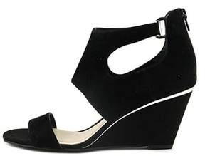 Alfani Womens Giah Leather Open Toe Casual.
