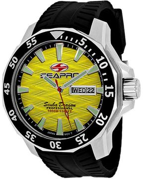 Seapro Scuba Dragon 1000 Meters Collection SP8313 Men's Analog Watch