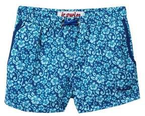 Trunks Jr. Swim Floral Swim Toddler & Little Boys)