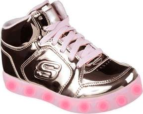 Skechers S Lights Energy Lights High Top (Girls')