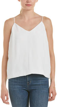 Do & Be DO+BE Do + Be High-Low Draped Bowtie Back Top