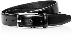 HUGO BOSS Chuck Hand Brushed Leather Belt