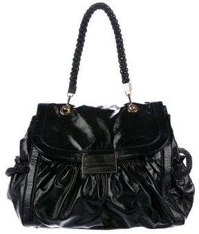 Giuseppe Zanotti Patent Leather Shoulder Bag