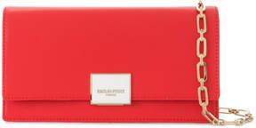 Emilio Pucci rectangular logo shoulder bag