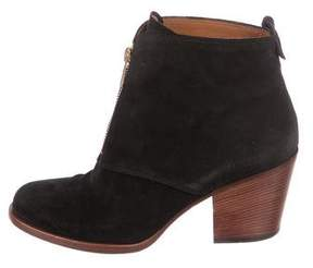 Marc by Marc Jacobs Suede Ankle Boots