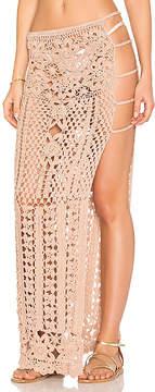 Frankie's Bikinis Frankies Bikinis Lauren Maxi Skirt