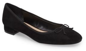 Sole Society Women's Anastasi Block Heel Flat