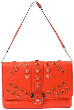 Paula Cademartori Orange Leather Handbag