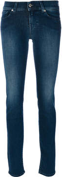 7 For All Mankind super skinny jeans