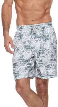 Croft & Barrow Men's Rainforest Swim Trunks