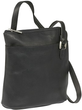 Le Donne Leather L-Zip Crossbody