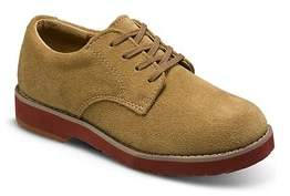 Sperry Tevin Suede Oxford Shoes.