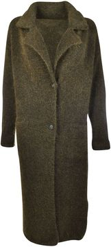 Chiara Bertani Long Sleeved Coat