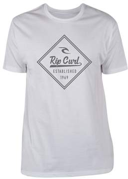 Rip Curl Refraction Logo Graphic T-Shirt