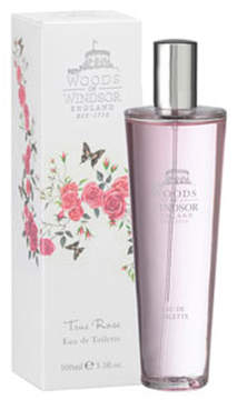 True Rose Eau de Toilette by Woods of Windsor (3.3oz Spray)