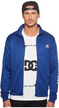 DC Heggerty Track Jacket Men's Coat