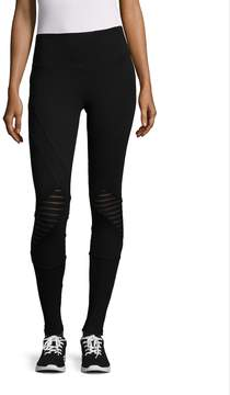Electric Yoga Women's Modmesh Banded Leggings
