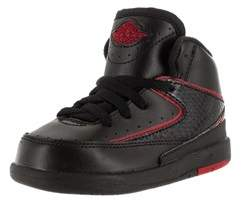 Jordan Nike Toddlers 2 Retro Bt Basketball Shoe.
