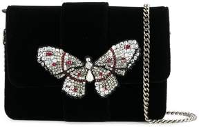 Ermanno Scervino butterfly cross body bag