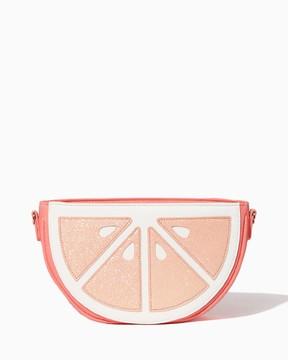 Citrus Slice Crossbody