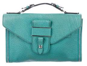 Rebecca Minkoff Leather Rivington Bag - BLUE - STYLE