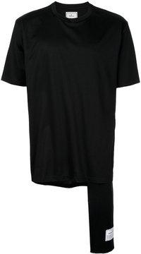 Miharayasuhiro stole layer T-shirt