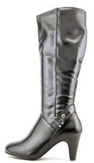 Karen Scott Womens Harloww Almond Toe Knee High Fashion Boots.