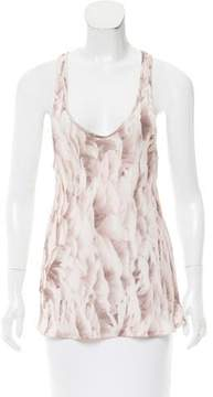 Camilla And Marc Printed Sleeveless Top