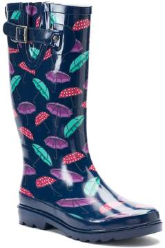 Western Chief Pretty Parasols Women's Rain Boots