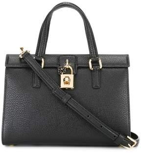 Dolce & Gabbana Dolce tote - BLACK - STYLE