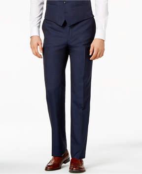 Bar III Midnight Blue Slim-Fit Pants