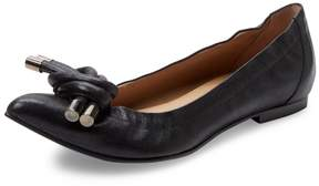 French Sole Women's Onyx Pointed-Toe Flat