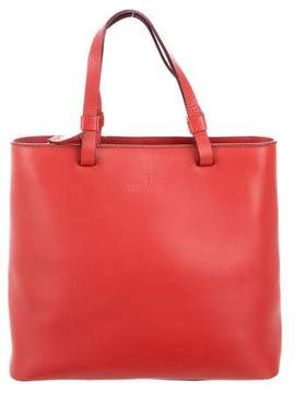 Trussardi Small Leather Satchel