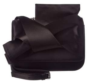 N°21 N21 Satin Bow Crossbody.