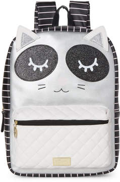 Betsey Johnson Luv Betsey By Slate Rocko Kitch Raccoon Backpack