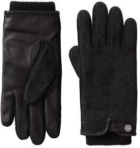 Banana Republic Wool-Blend Snap Gloves